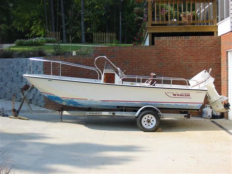 Boston Whaler Boats Forums by 1982 Boston Whaler Montauk The Hull Boating And