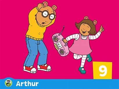 Pbs Arthur Season Episode Seasons Simpson September