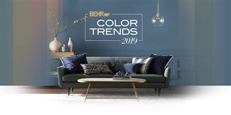 Living Room Furniture Home Depot by Color Trends For 2019 The Behr Color Of The Year Behr