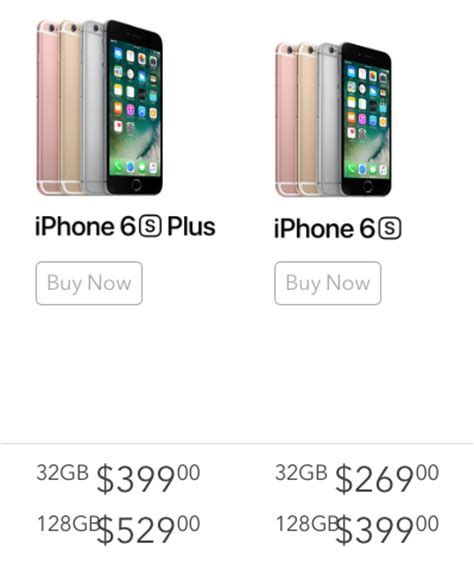 iphone 6s price which plans are cheapest rogers telus bell new iphone 6s iphone 6s plus