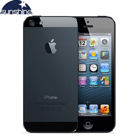 iphone 5 mobile iphone5 original unlocked apple iphone 5 mobile phone 4 1g