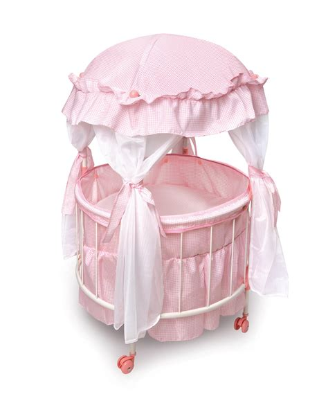 Badger Basket Doll Bed by T102 17900 By Badger Basket Royal Pavilion Doll Crib