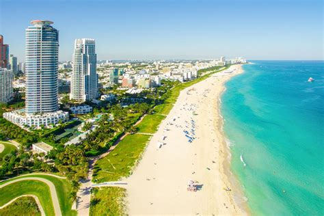 In Miami by The Best Beaches In Miami Florida