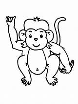 Coloring Monkey Cute Lock Hurry Pages Boone Daniel Getdrawings Funny Printable Well Getcolorings Drawing sketch template