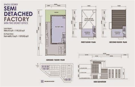 factory floor plan harvest green showflat location i showflat hotline 61007122 Industrial