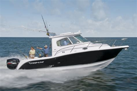 Troline Boat by Research 2009 Pro Line Boats 32 Express Cruiser On