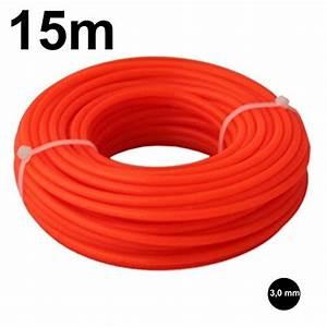 Fil Pour Accrocher Des Photos : 15 m tres fil tondeuse 3 mm bobines de fil pour ~ Zukunftsfamilie.com Idées de Décoration