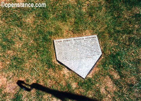 Huntington Avenue Grounds - Boston, MA | Ballpark Relics ...