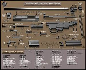 15 Stock Carbine Parts Diagram