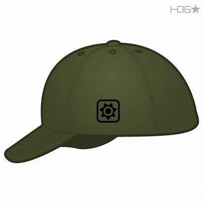 Hat Od Cdcr Sheriff Bop Unit Flexfit