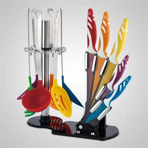 ensemble couteaux cuisine set couteaux et accessoires cuisine achat vente lot