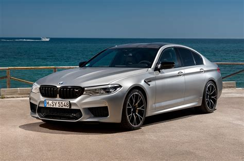 First Look 2019 Bmw M5 Competition  Automobile Magazine