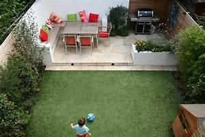 idees pour amenager un jardin de ville habitatpresto With idee amenagement jardin de ville