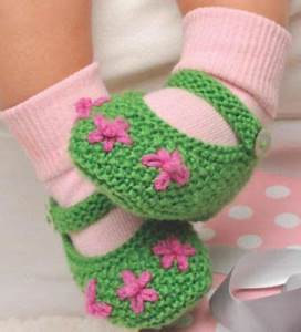31 best images about Baby Booties on Pinterest | Free ...