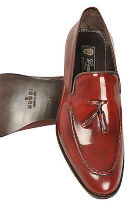 designer clothes shoes gucci mens dress shoes  brown
