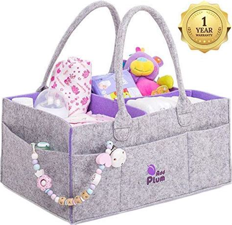 Baby Shower Organizer by Baby Caddy Organizer Baby Shower Gift Basket For