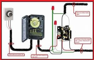 Photocell Lighting Contactor Wiring Diagram Expand