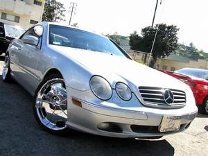 Mercedes Cl 500 Cl600 Cl55amg Owners Manual Model 2000