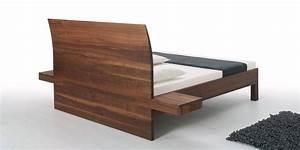 Design Bett Holz : metallfreie betten metallfreies holzbett ~ Orissabook.com Haus und Dekorationen