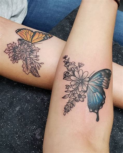 Fly Together Best Friend Tattoos Popsugar Love And Sex