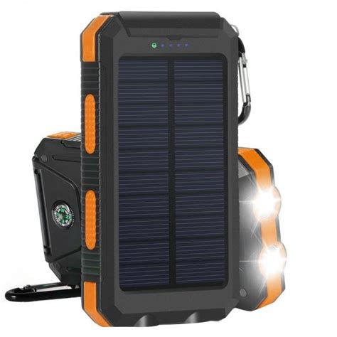 Best Solar Power by The 5 Best Solar Power Banks