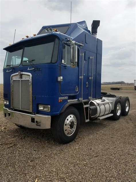 buy used kenworth truck kenworth k100 for sale used trucks on buysellsearch