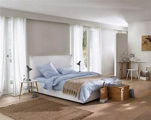 Une chambre style scandinave joli place for Chambre style