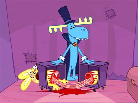 trick happy tree friends image 27554921 fanpop
