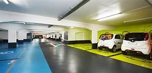 Parking Paris Vinci : ame architecture r am nagement de parkings vinci park ~ Dallasstarsshop.com Idées de Décoration