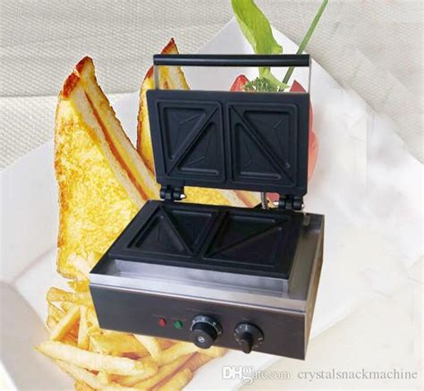 industrial sandwich toaster 110v 220v commercial sandwich machine sandwich maker