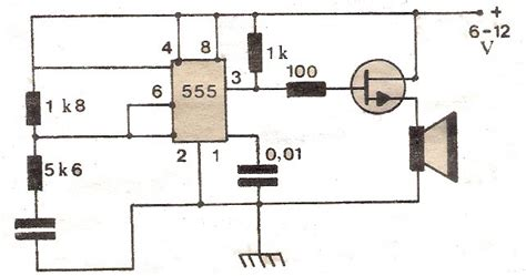 skema rangkaian pengusir tikus elektronik service center l cara service tv