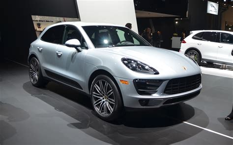 2017 Macan S by 2017 Porsche Macan Another Turbo Engine Added To The