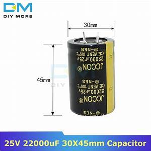Diy High Frequency Capacitor