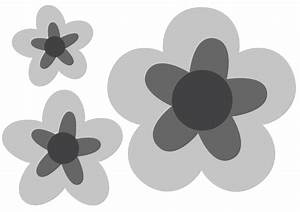 Blumen Basteln Vorlage : diy projekt blumen aus laminiertem stoff kullaloo ~ Frokenaadalensverden.com Haus und Dekorationen