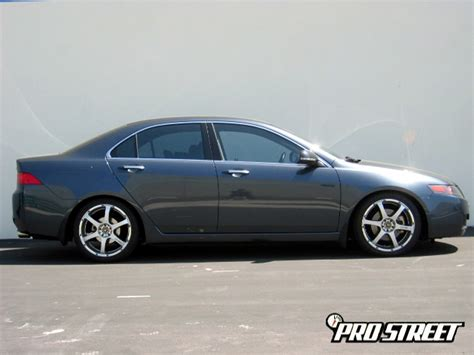 Acura Rl Lowering Springs by How To Install Lowering Springs In A Acura Tsx