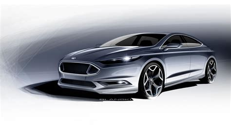 Car Design 2013 Ford Fusion Energi