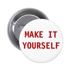 Make Custom Button Pins