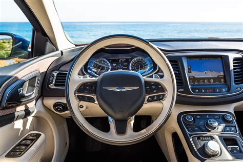 standard chrysler 200 the 2016 chrysler 200 is built to compete