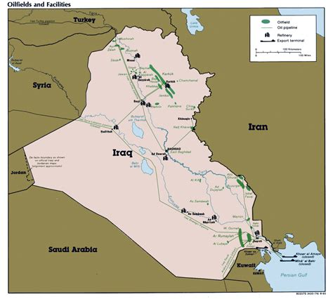 printable map  detailed maps  iraq road maps