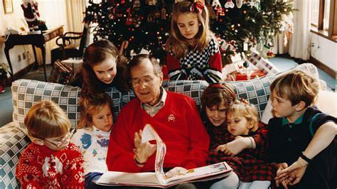george hw bush family tree    children