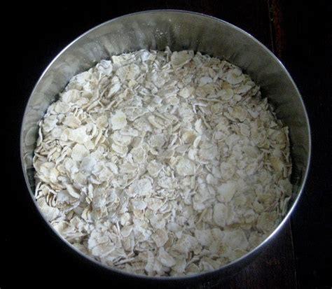 wheat flour oats cake  orange