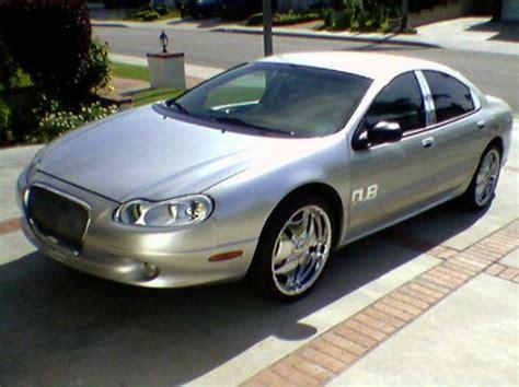 03 Chrysler Concorde by 2004 Chrysler Concorde Vin 2c3hd36m54h585392