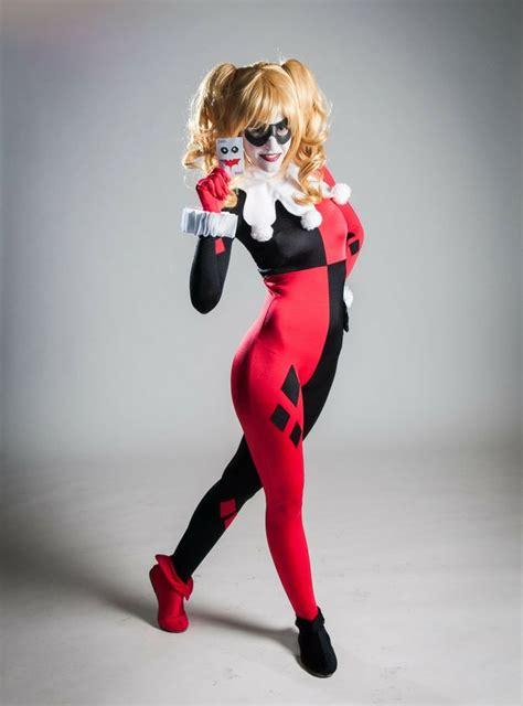 joker kostüm selber machen harley quinn kost 252 m selber machen f 252 r damen und kinder mit anleitung kost 252 me