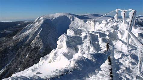 riesengebirge winter  youtube