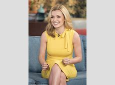 Katherine Jenkins looks incredible in a formfitting