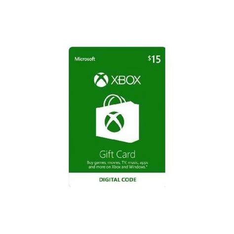 5 xbox gift card microsoft xbox 15 digital gift card green digital item