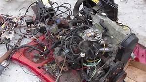 Suzuki 1l 3 Cylinder Engine Cold Start On Ground