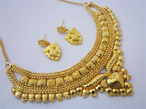 Online One Gram Gold Plated Beautiful Necklace Earrings Jewellery Set Prices Jewelry Maker Virtual Families 2 Body Kingston Ontario In Baguio Jewellery Oswestry Factory Address Kenwood Mall Resume La
