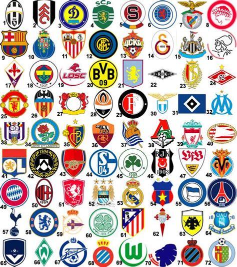 top uefa team badges quiz by frozenspark