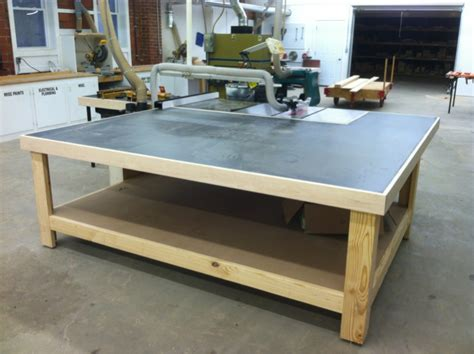 sawstop cabinet saw outfeed table sawstop table saw dimensions crafts